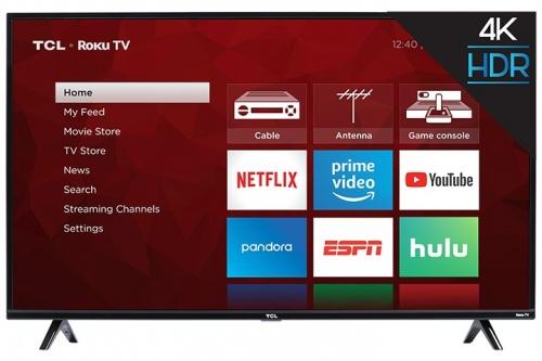 TCL Smart TV LED 55S425 54.6