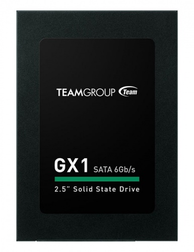 SSD Team Group GX1, 480GB, SATA III, 2.5'', 7mm