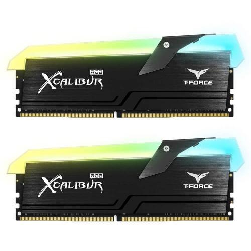 Kit Memoria RAM Team Group Xcalibur DDR4, 4000MHz, 16GB (2 x 8GB), Non-ECC, CL20, 1.35V