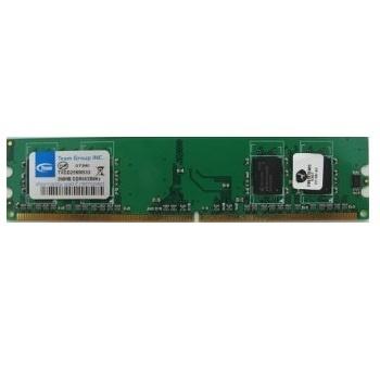 Memoria RAM Team Group DDR2, 533MHz, 256MB, Non-ECC, CL4