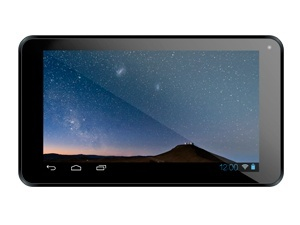 """Tablet TechPad 716S 7"""", 16GB, 1024 x 600 Pixeles, Android 6.0, Bluetooth, WLAN, Negro"""