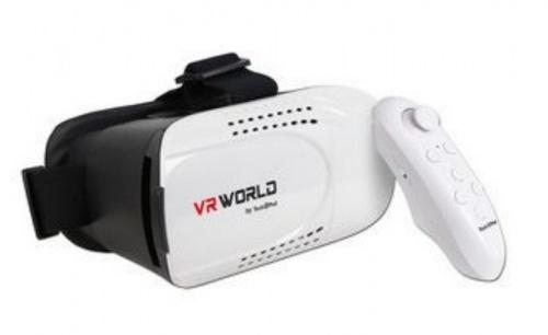 """Lentes de Realidad Virtual TechPad VR, para Smartphone max. 6"""""""