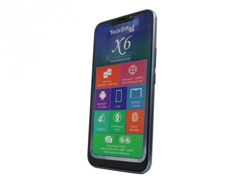 Smartphone Techpad X6 6.18