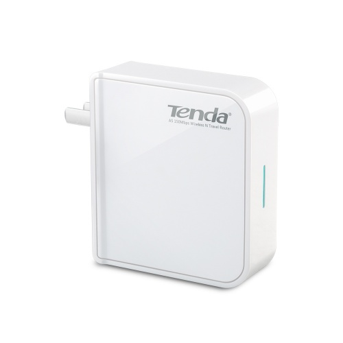 Router Tenda WISP Ethernet Travel A5, Inalámbrico N150, 150 Mbit/s, 2.4GHz