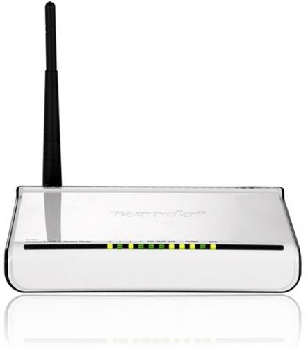 Router Tenda Fast Ethernet W150D, Inalámbrico, 2.4GHz, 1 Antena de 5dBi