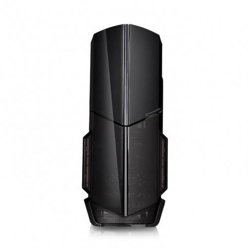 Gabinete Thermaltake Versa N21 con Ventana, Midi-Tower, ATX/micro-ATX/mini iTX, USB 2.0/3.0, sin Fuente, Negro