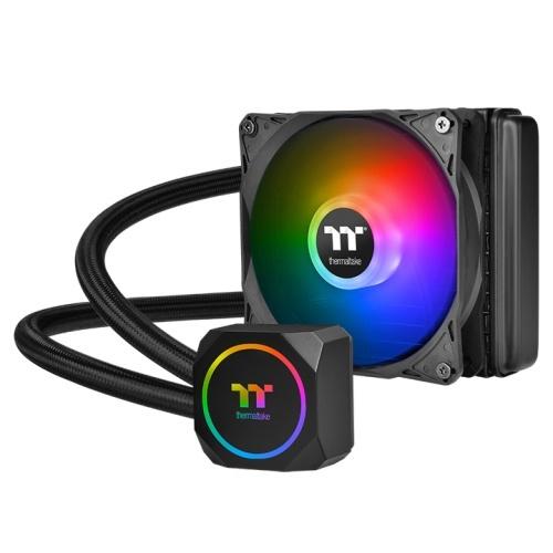 Thermaltake TH120 ARGB Sync AIO Enfriamiento Líquido para CPU, 1x 120mm, 3300RPM