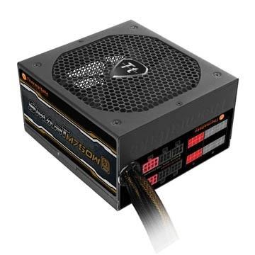Fuente de Poder Thermaltake Smart M750W 80 PLUS Bronze, 24-pin ATX, 140mm, 750W
