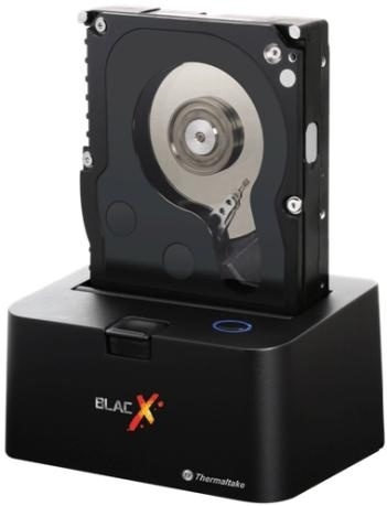 Thermaltake Gabinete/Lector de Disco Duro Interno ST0005U, 2.5'', hasta 1.5TB, SATAII ― ¡Compra y recibe $80 pesos de saldo para tu siguiente pedido!