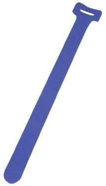 Thorsman Abrazadera para Cables, 15cm x 1.2cm, Azul, 5 Piezas