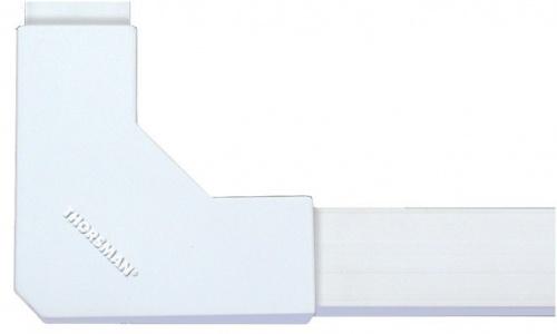 """Thorsman Sección """"L"""" TMK1020, Blanco, 1 Pieza"""