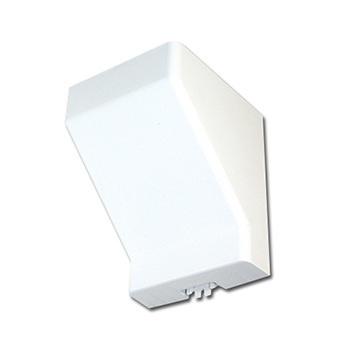 Thorsman Tapa para Canaleta 6150-01002, Blanco, 1 Pieza