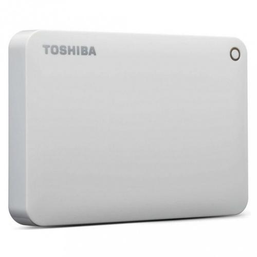 Disco Duro Externo Toshiba Canvio Advance, 2.5