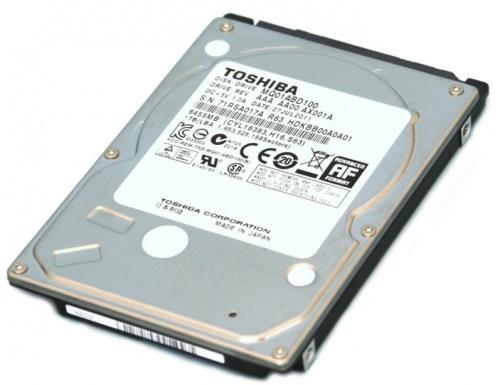 Disco Duro para Laptop Toshiba 2.5'', 1TB, SATA, 3 Gbit/s, 5400RPM, 8MB Cache