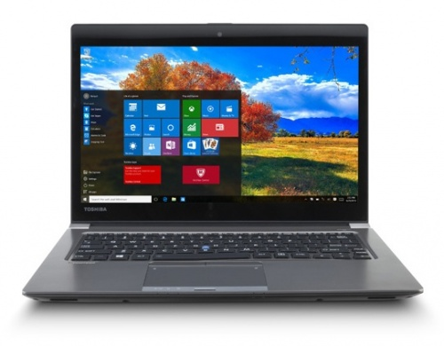 Laptop Toshiba Portégé Z30-C1320LA 13.3'', Intel Core i7-6600U 2.60GHz, 8GB, 256GB SSD, Windows 10 Pro, Plata