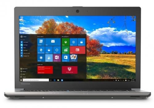 Laptop Toshiba Tecra Z40-C1420LA 14'', Intel Core i7-6600U 2.60GHz, 8GB, 500GB, Windows 10 Pro, Plata