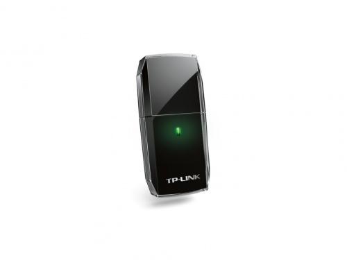 TP-LINK Adaptador de Red USB ARCHER T2U AC600, Inalámbrico, 600 (433 + 150) Mbit/s