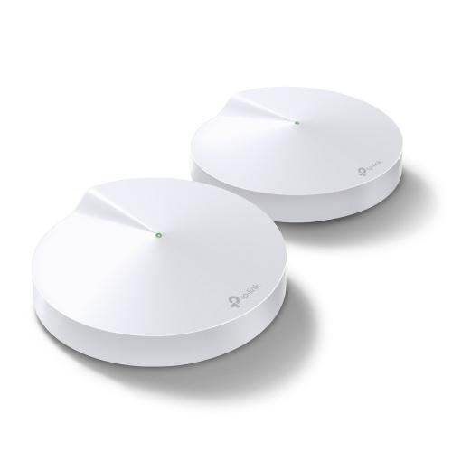 Router TP-Link con Sistema de Red Wi-Fi en Malla AC1300 Deco M5, 1300 Mbit/s, 2.4/5GHz - 2 Piezas