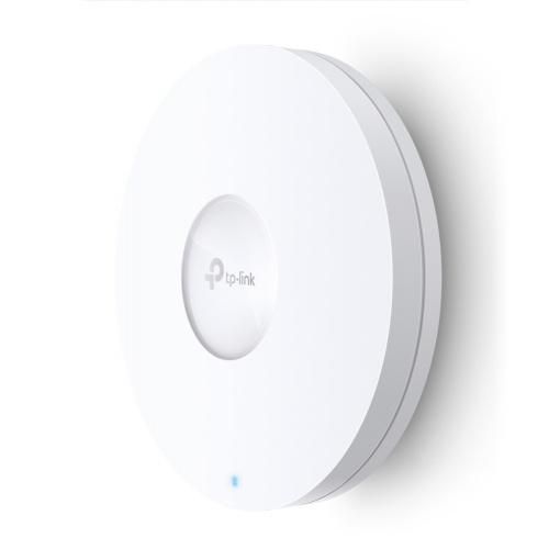 Access Point TP-Link de Banda Dual EAP660 HD, 2500 Mbit/s, 1x RJ-45, 2.4/5GHz, Antena Integrada de 5dBi