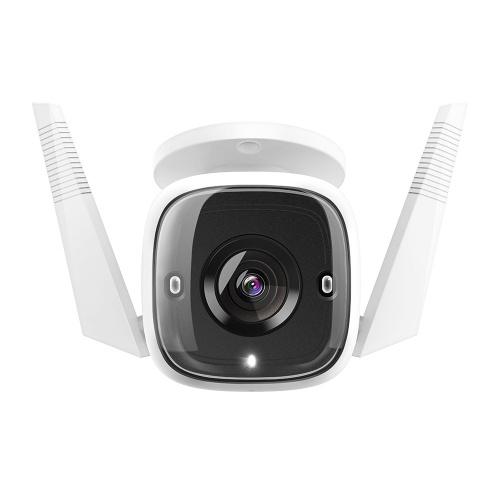 TP-Link Cámara IP Smart WiFi Cubo IR para Exteriores Tapo C310, Inalámbrico/Alámbrico, 2304 x 1296 Pixeles, Día/Noche