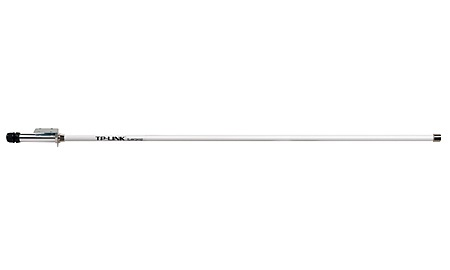 TP-Link Antena Exterior Omnidireccional, N Hembra, 15dBi, 2.4 - 2.5 GHz