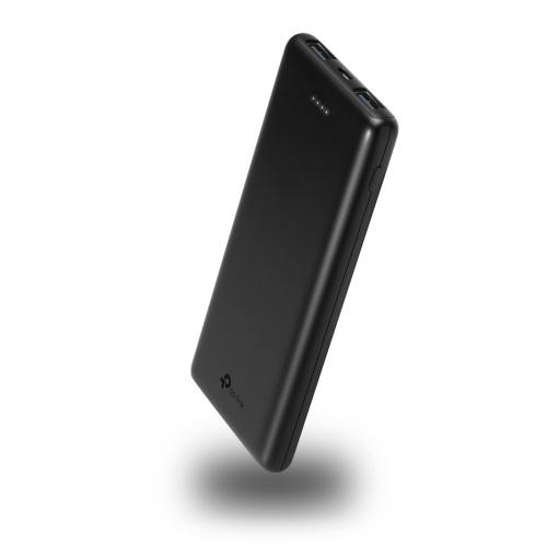 Cargador Portátil TP-Link TL-PB10000, 10.000mAh, Negro