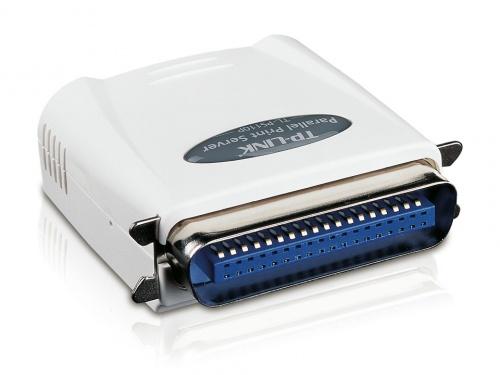 TP-Link TL-PS110P Servidor de Impresión, Paralelo, IEEE 802.3
