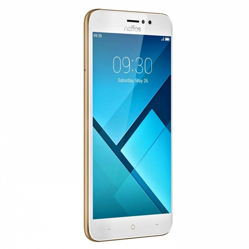 Smartphone TP-Link Neffos C7 5.5'', 1280x720 Pixeles, 3G/4G, Android 7.0, Oro