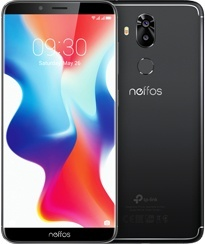 Smartphone TP-Link Neffos X9 5.99'', 1440 x 720 Pixeles, 3G/4G, Android 8.1, Negro