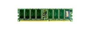 Memoria RAM Transcend TS128MLD64V4J DDR, 400MHz, 1GB, Non-ECC