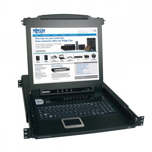 Tripp Lite Switch KVM TL NetDirector, 8 Puertos