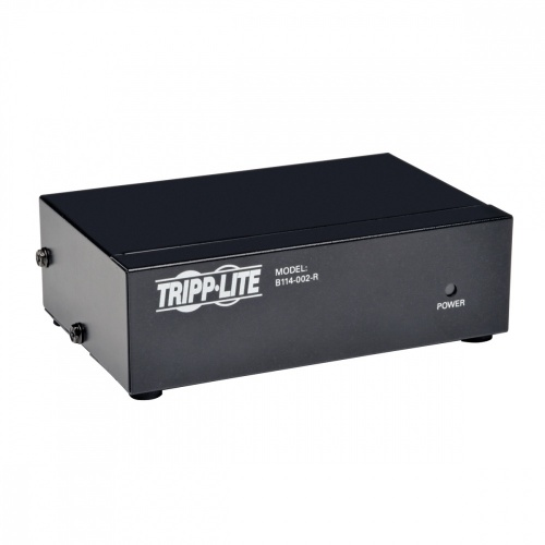 Tripp Lite Divisor de Video de 2 Puertos VGA de Alta Resolución 350MHz