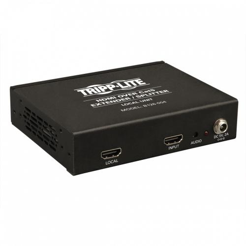 Tripp Lite Divisor Extensor HDMI de 4 Puertos sobre Cat5/Cat6