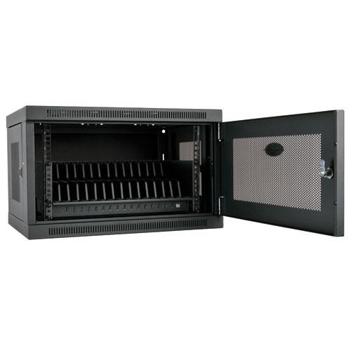 Tripp-Lite Estación de Carga para Tabletas, 16 Puertos, USB, Negro