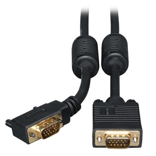 Tripp Lite Cable VGA Macho - VGA Macho, 1.8 Metros, Negro