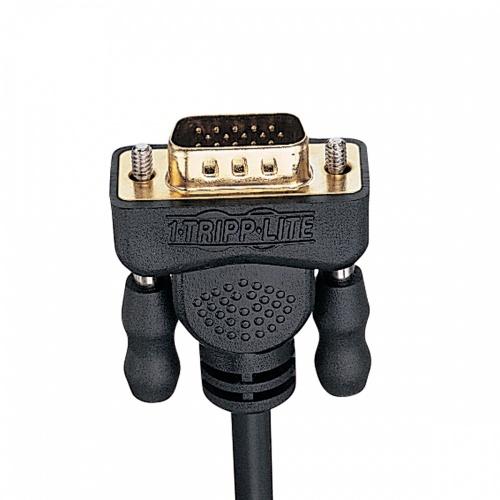 Tripp Lite Cable VGA (D-Sub) Macho - VGA (D-Sub) Macho, 1.83 Metros, Negro