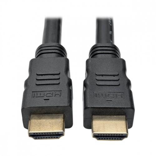 Tripp Lite Cable HDMI A Macho - HDMI A Macho, 30.5 Metros, Negro