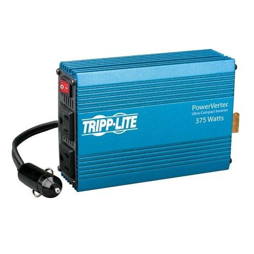 Tripp Lite Convertidor de Energia PV375 PowerVerter, 375W, 120V, 2 x NEMA 5-15R