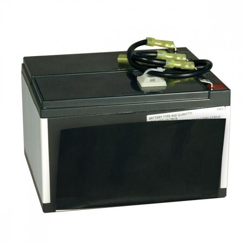 Tripp Lite Cartucho de Baterías de Reemplazo con 2 Baterías, para UPS SLT, 24V