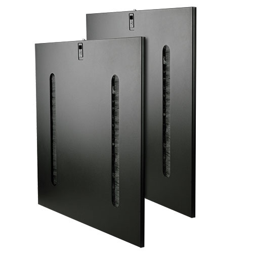 Tripp Lite Paneles Laterales SmartRack, Negro, 2 Piezas
