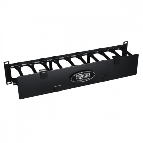 Tripp Lite Organizador de Cables Horizontal para Rack 19
