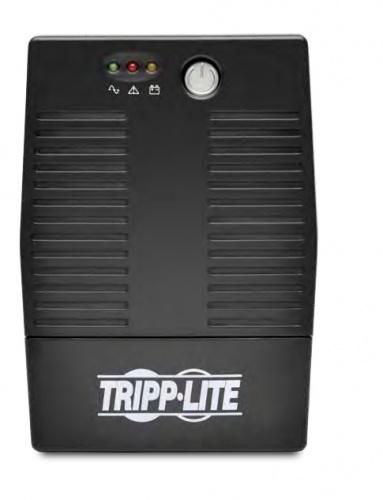 No Break Tripp Lite de Escritorio Interactivo Serie VS, 250W, 500VA, Entrada 120V, 6 Contactos