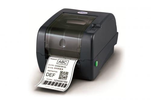 TSC TTP-247, Impresora de Etiquetas, Transferencia Térmica, 203 x 203DPI, USB, Ethernet, RS-232, Negro
