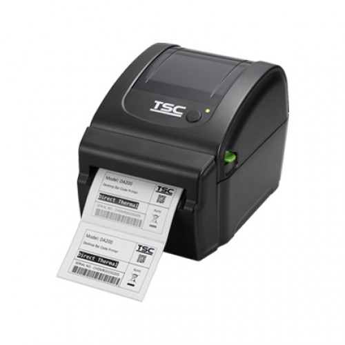 TSC DA200, Impresora de Etiquetas, Térmica Directa, 203 x 203DPI, USB2.0, Negro