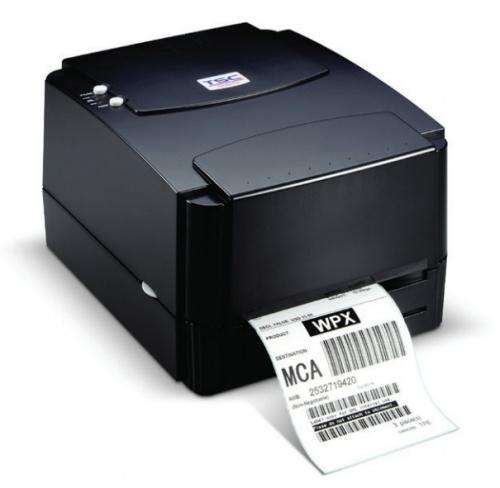 TSC Impresora Móvil, Térmica, Alámbrico/Inalámbrico, Bluetooth, Negro