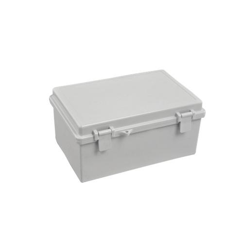 txPRO Gabinete de Plástico para Exteriores, 15 x 22cm, Blanco