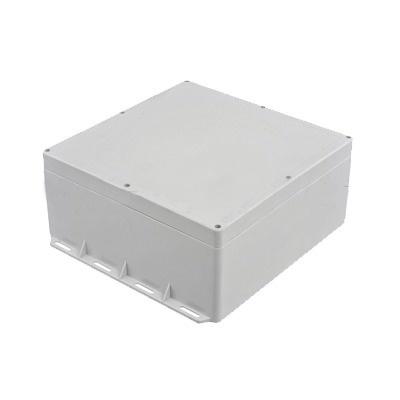 txPRO Gabinete Plástico para Exterior, Montaje en Pared, 30 x 30 x 15cm, Gris