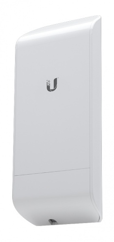 Access Point Ubiquiti Networks para Interiores/Exteriores NanoStation Loco M5, 150 Mbit/s, 5GHz, Antena de 13dBi