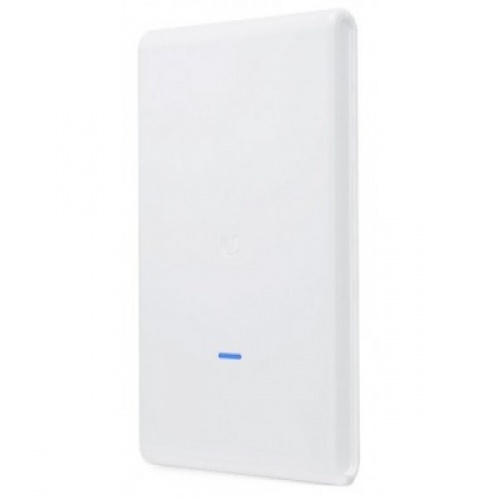Access Point Ubiquiti Networks con Sistema de Red Wi-Fi en Malla UniFi AC Mesh Pro AP, 1300 Mbit/s, 2.4/5GHz, 2x RJ-45