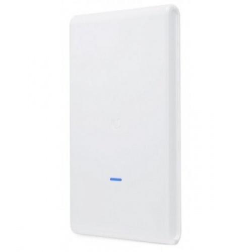 Access Point Ubiquiti Networks con Sistema de Red Wi-Fi en Malla UniFi AC Mesh Pro, 1300 Mbit/s, 2.4/5GHz, 2x RJ-45 - 5 Piezas
